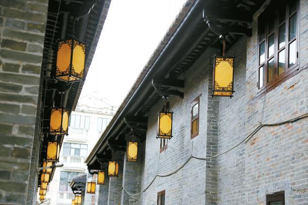 百年老街焕新生——广富新街修缮完成重现历史文化魅力