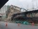 【快讯】突发!西河立交桥旁一在拆工地发生倒塌!