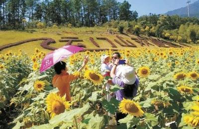 武江区举办活动宣传推广生态旅游