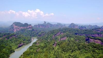 仁化县新建成72处景观节点5个驿站优 化美化全域旅游环境
