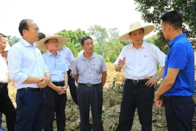 李红军:建设乳桂经济走廊 推动乳源加快高质量发展