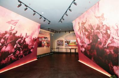 周末去仁化城口镇寻找红色印记——探索红军故事 感受红色文化
