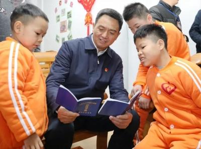 李红军到市社会福利院开展慰问时强调 突出加强兜底保障工作 让困难群众切实感受到党和政府的温暖