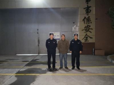 曲江一男子非法存储烟花爆竹被拘留
