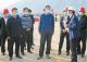 李红军到韶新高速调研复工准备工作