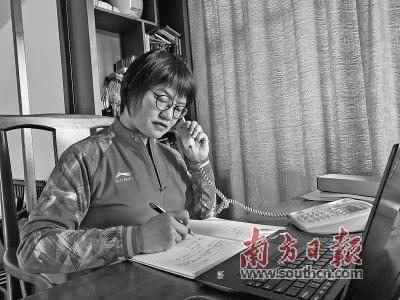 """给心灵""""戴上口罩"""" 广东开通多条热线,为各类群体提供心理疏导服务"""