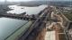 全力提速 抢抓进度——北江航道扩能升级孟洲坝枢纽二线船闸工程现场目击