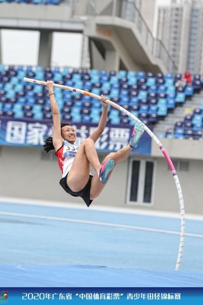 2020年广东省青少年田径锦标赛落幕我市运动员获5枚金牌
