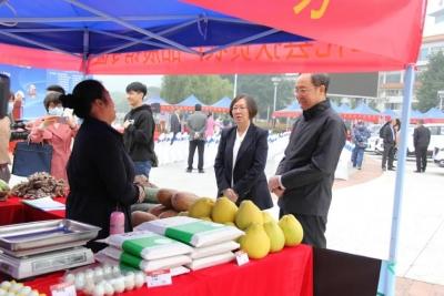 省商务厅携手仁化启动消费促进活动激活消费市场 促进城乡消费
